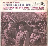 David Terry E La Sua Orchestra – March From The River Kwai - Colonel Bogey - Soundtracks, Film Music