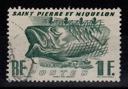 SPM - YV 331 Oblitere - St.Pierre Et Miquelon