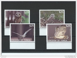 TONGA 2012 - MI N° 1793/1796 NEUF SANS CHARNIERE ** (MNH) GOMME D'ORIGINE LUXE - Tonga (1970-...)