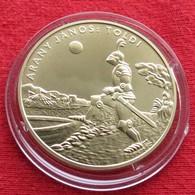 Hungria Hungary 200  Forint 2001 TOLDI - Hungary