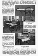 LA MACHINE à SIGNATURES 1912 - Technical