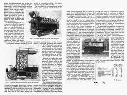 L'AUTOMOBILISME ELECTRIQUE   1912 - Transportation