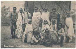 Somali Village, School Children - Somalie