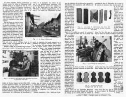UN VILLAGE DE LUTHIERS En BAVIERE   1912 - Music & Instruments