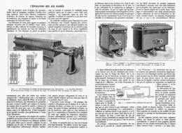 L'EPURATION DES JUS SUCRéS    1912 - Technical