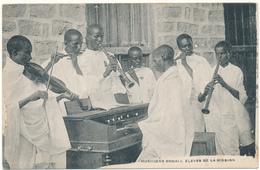 Musiciens Somali , Elèves De La Mission - Somalie