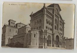 Monaco La Cathédrale N99 , - Kathedrale Notre-Dame-Immaculée