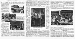L'INDUSTRIE DES TAPIS En PERSE  1913 - Rugs, Carpets & Tapestry