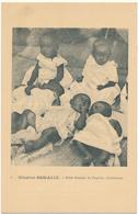 Mission Somalie, Bébés De Familles Chrétiennes - Soeurs Franciscaines De Calais - Somalie