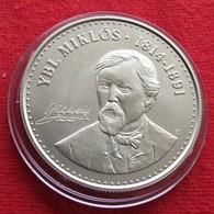 Hungria Hungary 2000  Forint 2014 Miklos Ybl  1814-1891 - Hungary