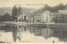 ESNEUX : Chateau Et Quartier De Lavaux - Cachet De La Poste 1911 - Esneux