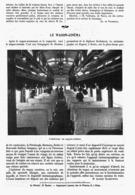 LE WAGON-CINEMA  1913 - Railway