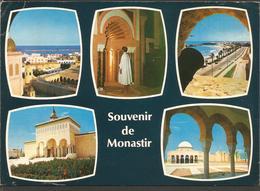 MONASTIR TUNIS TUNISIENNE, PC, Circulated - Tunisia
