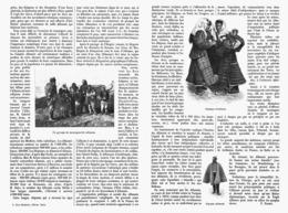 à PROPOS DE L' ALBANIE  1913 - Albania