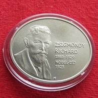 Hungria Hungary 2000  Forint 2015  Richard Zsigmondy Nobel Prize - Hungary