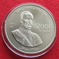 Hungria Hungary 2000  Forint 2015  Koszeg Castle - Hungary