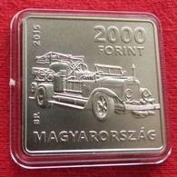 Hungria Hungary 2000  Forint 2015  Auto Car Kornel Szilvay UNC - Hungary