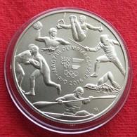 Hungria Hungary 2000  Forint 2016  Olympic Games Rio - Hungary