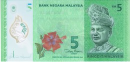 Malaysia - Pick 52 - 5 Ringgit 2012 - Unc - Malesia