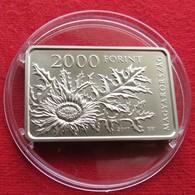 Hungria Hungary 2000  Forint 2017  Bukk National Park - Hungary