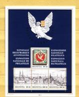 Briefmarkenausstellung STAMP EXHIBITION   EXPOSITION DE TIMBRES BASEL SWISS SWITZERLAND SCHWEIZ 1995 MNH - Stamps On Stamps
