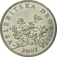 Monnaie, Croatie, 50 Lipa, 2007, TTB, Nickel Plated Steel, KM:8 - Croatie