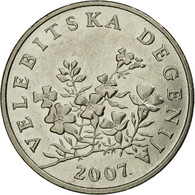Monnaie, Croatie, 50 Lipa, 2007, TTB, Nickel Plated Steel, KM:8 - Croatia