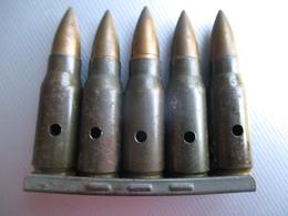 Clip De 5 Cartouches Cal 7,92  Kurtz STG44 - 1939-45