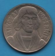 POLAND 10 ZLOTYCH 1959  KM# 51  MIKOŁAJ KOPERNIK Copernic - Polonia