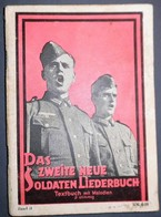 Das Neue Soldatenliederbuch -Heft 2-Lieder Der Wehrmacht - Books