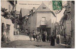 Donzenac : Quartier Des Pénitents - Frankreich