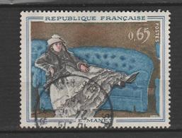 "FRANCE N° 1364  MANET "" - Impresionismo"