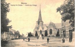MEYSSE    Ingang Des Dorps. - Meise