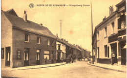 NEDER OVER HEEMBEEK   Wimpelberg  Straat. - Meise