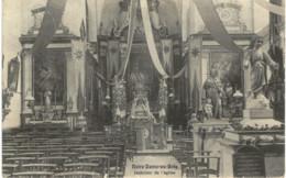 NOTRE-DAME-AU-BOIS   Intérieur De L ' église. - Overijse