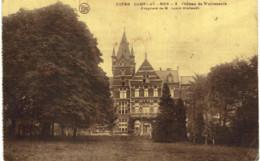 NOTRE-DAME-AU-BOIS    Château De Welriekende. - Overijse