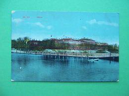 MITAVA (Jelgava) 1910 Castle. Russian Postcard - Letonia