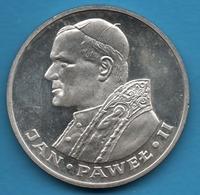POLAND 1000 ZLOTYCH 1983   KM# 144  JAN PAWEL II JEAN PAUL II Argent 625‰ Silver - Polonia