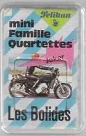 Mini Famille Quartettes - Les Bolides (boîte Plastique Transparent) - Non Classés