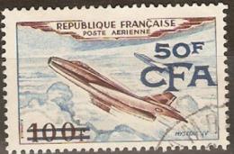 Reunion Islands  1954 SG  365   Fine Used - Reunion Island (1852-1975)
