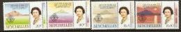 Seychelles    1977 SG  393,4,99,00  Silver Jubilee  Unmounted Mint - Seychelles (1976-...)