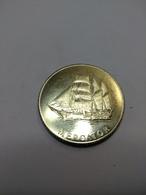 """Eurosail Antwerp """"Mercator"""" 1993 Token/jeton - Turistici"""