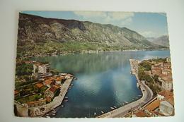KOTOR   MONTENEGRO   POSTCARD USED - Montenegro