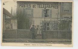 ORGEVAL - Bureau Des Postes Et Télégraphes - Orgeval