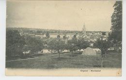 ORGEVAL - Montamet - Orgeval