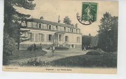ORGEVAL - La Verte Salle - Orgeval