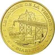 France, Jeton, Jeton Touristique, Biarritz - Le Rocher De La Vierge, 2012, MDP - Other