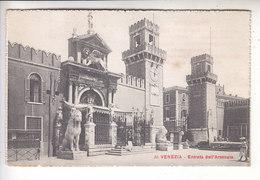 Sp- ITALIE - VENICE - VENEZIA - Entrata Dell'Arsenale - Venezia