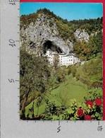 CARTOLINA VG SLOVENIA - PREDJAMSKI GRAD - Castel Lueghi - 10 X 15 - ANN. 1972 - Slovenia