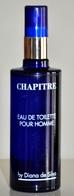Diana De Silva Chapitre Pour Homme Eau De Toilette Edt 120ml 4 FL. OZ. Perfume For Man Rare Vintage 1999 - Fragrances (new And Unused)